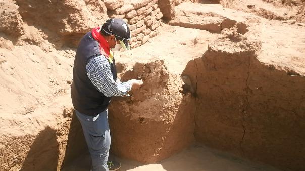 Los restos datan desde hace más de mil 200 años de antigüedad.