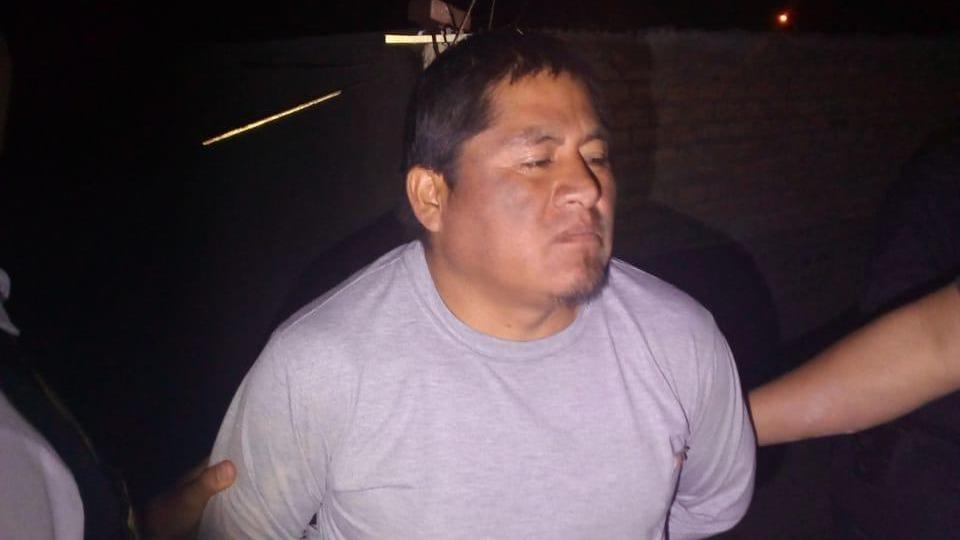 Captura del 'Monstruo del Cono Norte', Henry Santos Riveros Tito.