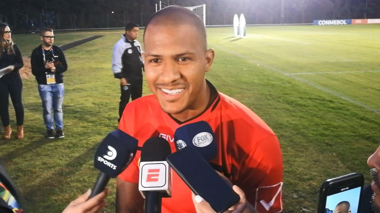 Salomón Rondó habla sobre la Selección Peruana