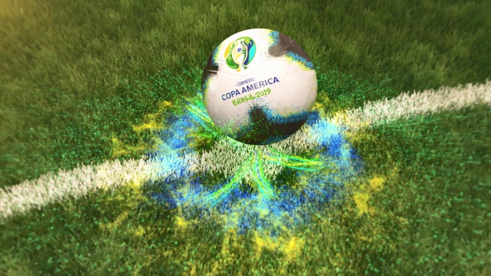 Video de promoción de la Copa América 2019