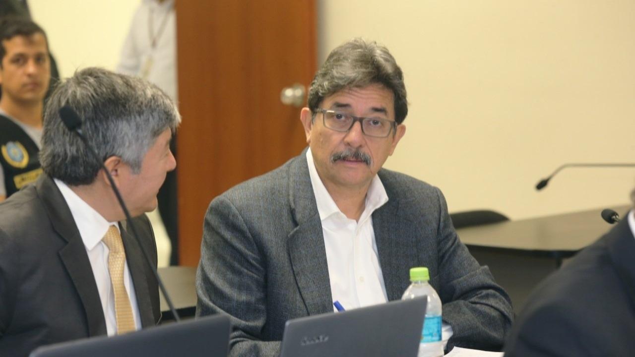 Cornejo es investigado por los presuntos delitos de lavado de activos, cohecho pasivo propio y colusión.