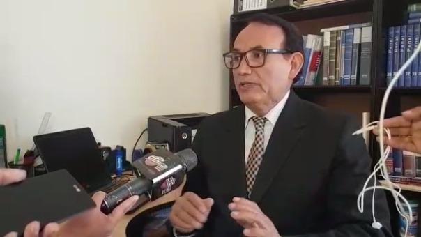José María Gavancho Ninantay, procurador Anticorrupción de Cusco.