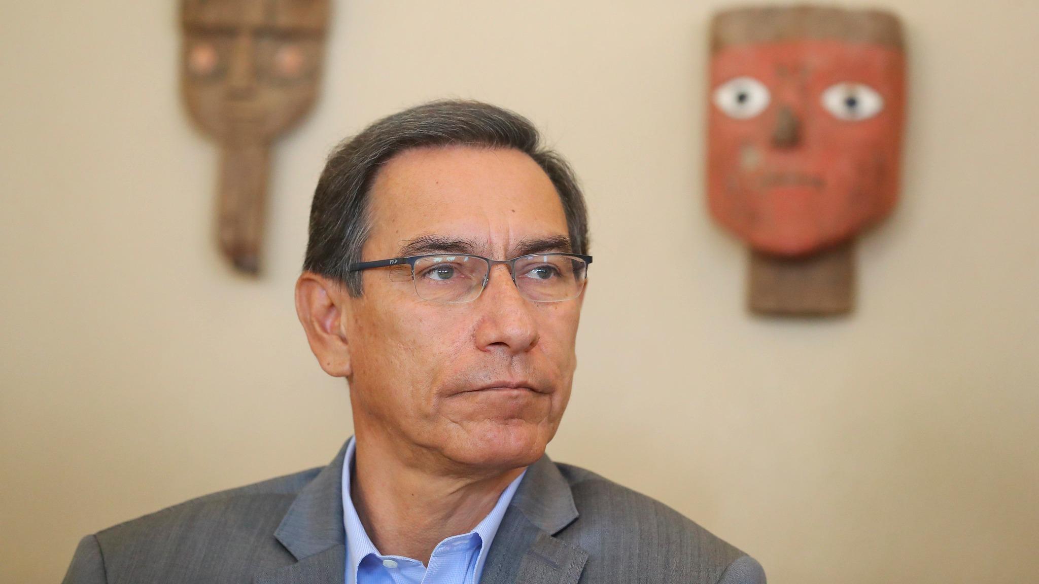 Reacciones de congresistas ante aprobación de Martín Vizcarra