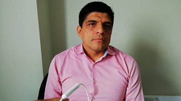 El fiscal Juan Carrasco se encuentra a cargo de la investigación contra Edwin Oviedo.