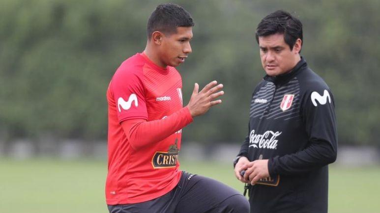 Edison Flores habló en exclusiva para RPP Noticias desde Porto Alegre