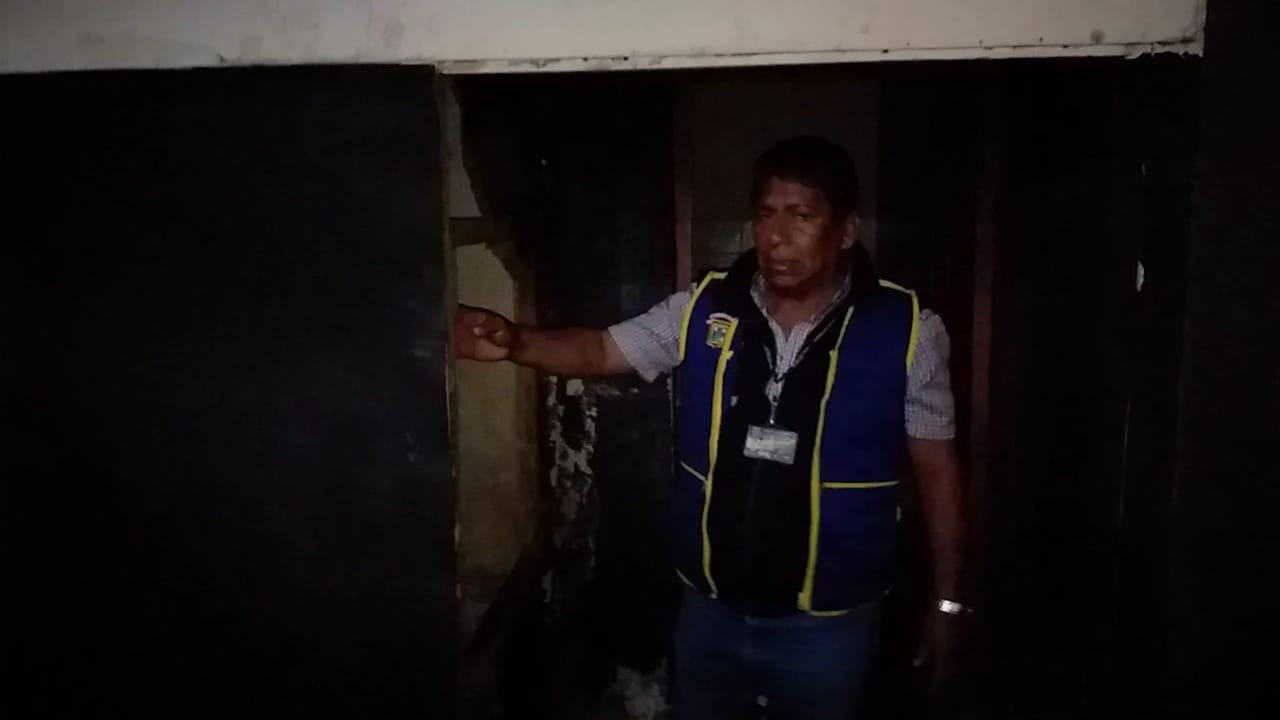 Trabajador de Fiscalización de la municipalidad de Chiclayo se hizo pasar como cliente.
