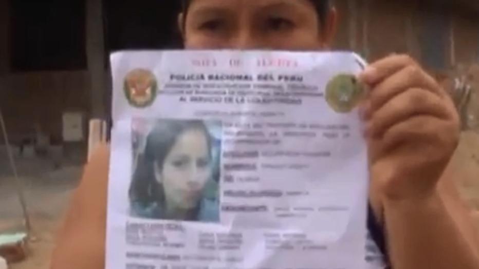 El general PNP Oscar Gonzales lamentó este nuevo caso de presunto feminicidio.