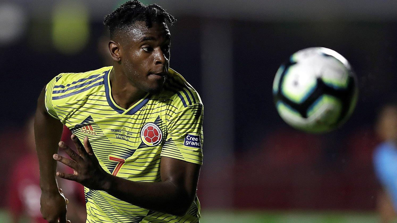 Colombia ganó a Qatar.