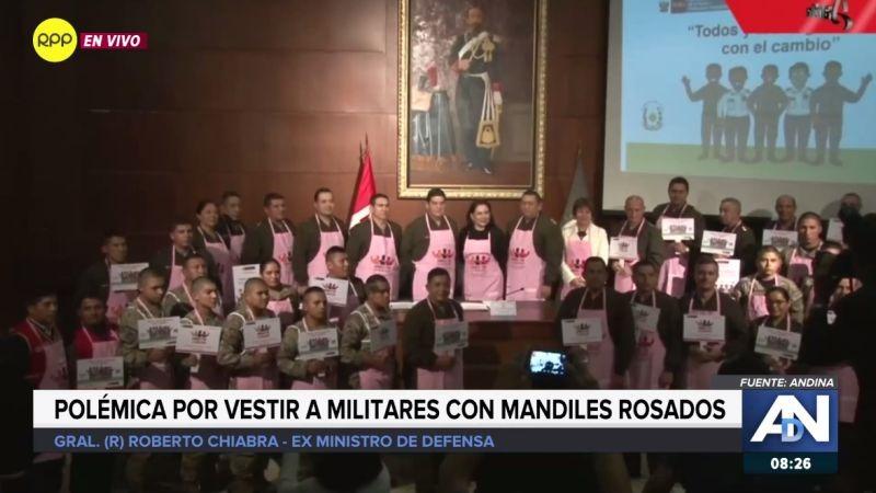 Roberto Chiabra estuvo esta mañana en Ampliación de Noticias.