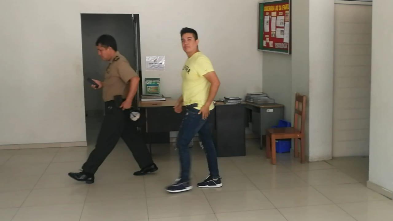 El exintegrante del Grupo 5 permanece detenido en la comisaría de Familia