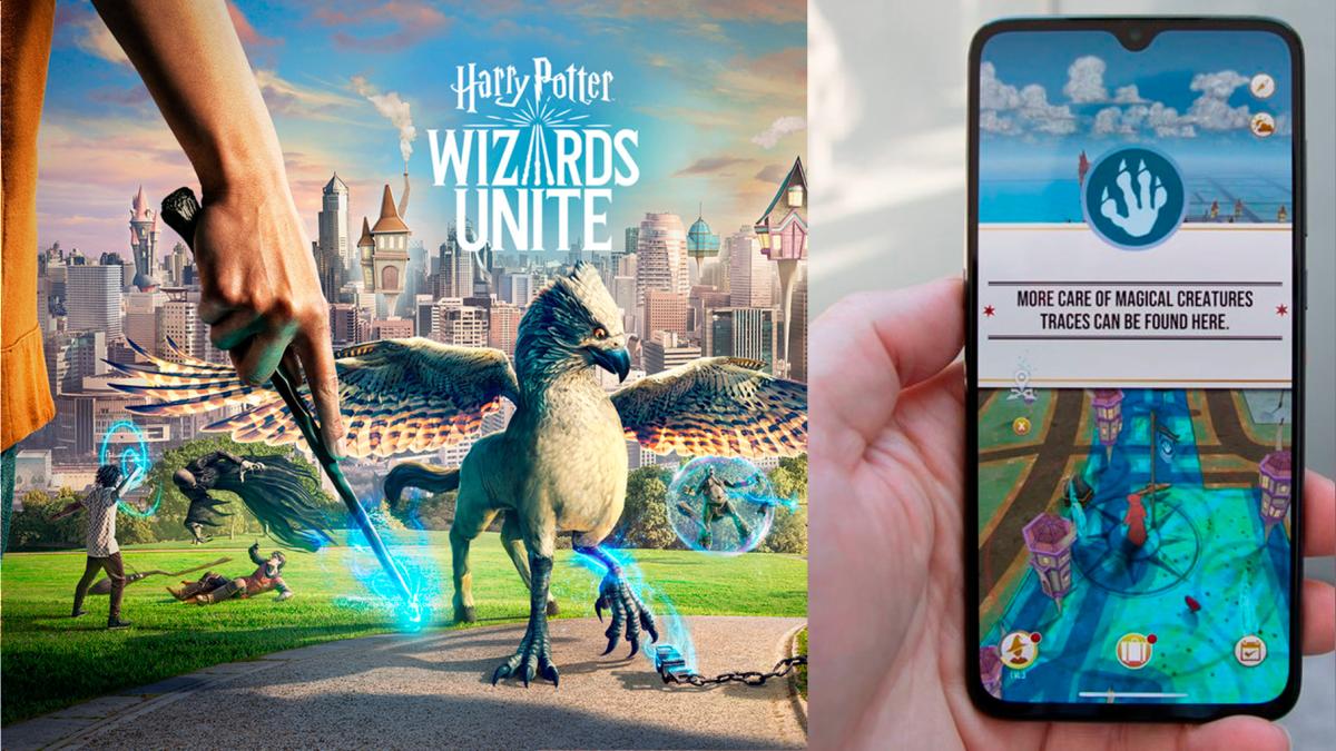 Los usuarios tendrán que eliminar peligrosas filtraciones del mundo mágico.