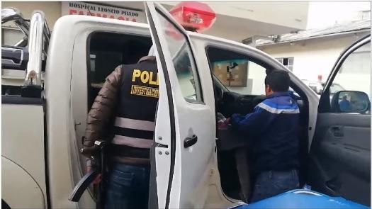 Enfrentamiento ocurrió en el distrito de Chugay.