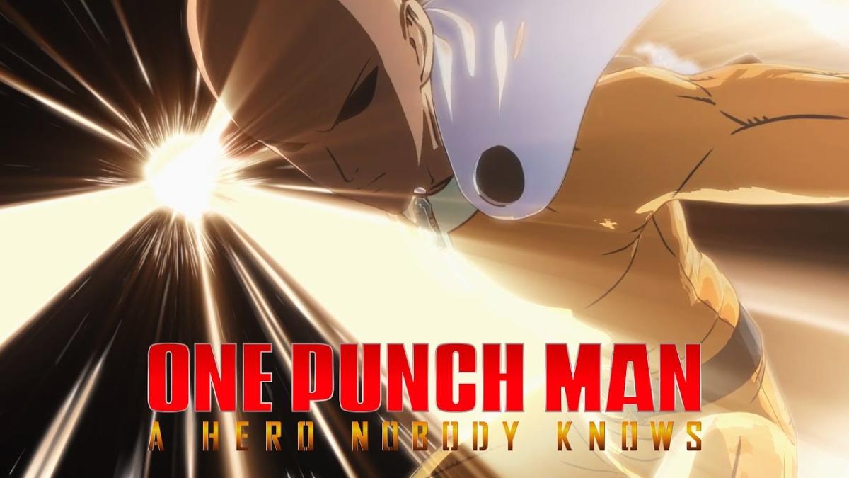One Punch Man prepara su primer videojuego.