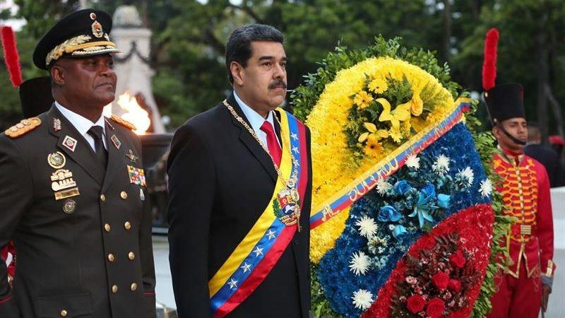 Nicolás Maduro hizo estas declaraciones durante un acto con militares en conmemoración del 198º Aniversario de la Batalla de Carabobo y Día del Ejército.