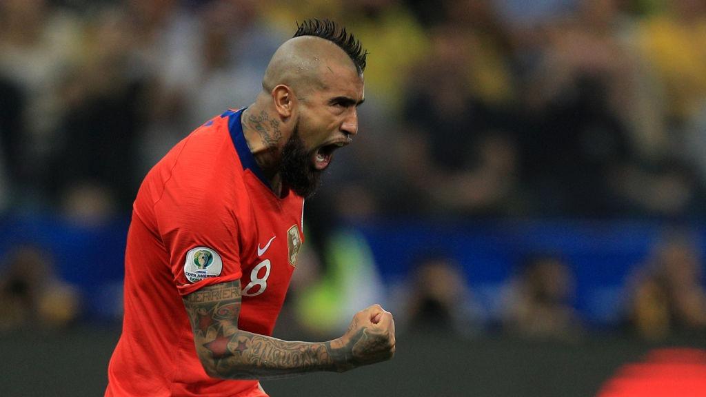 Chile venció 5-4 a Colombia en definición por penales y avanzó a la semifinal de la Copa América 2019
