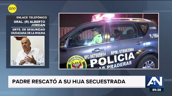 Alberto Jordán en RPP Noticias.