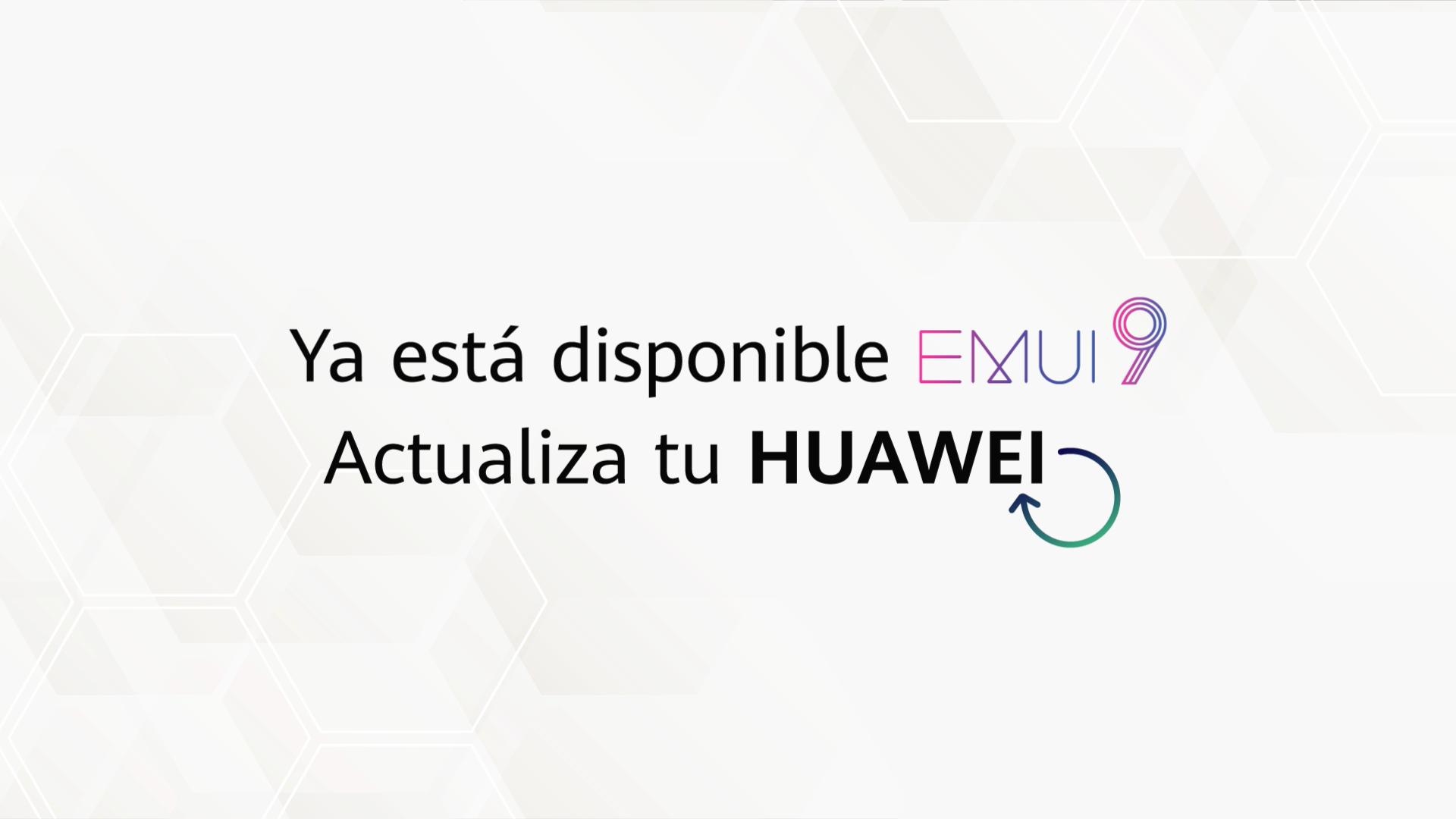 Con EMUI 9, los consumidores de Huawei alrededor del mundo podrán manejar la interfaz de una manera más sencilla y rápida.