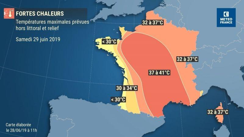 La ola de calor en varios países europeos causó la muerte de varias personas en Francia, Italia y España.