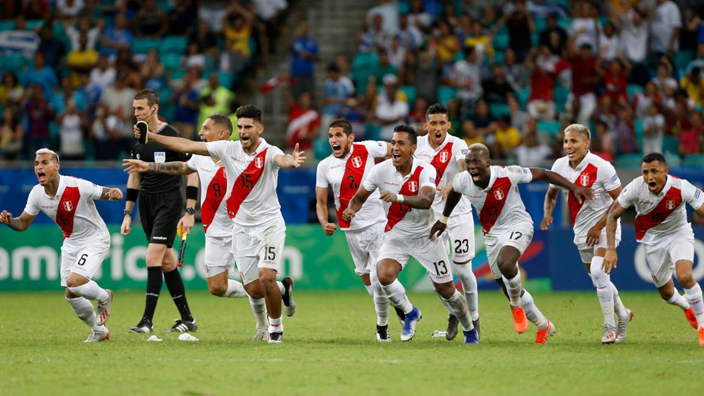 Resultado de imagen para selección peruana