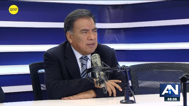 Javier Velásquez Quesquén, congresista del Apra.