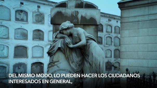 Cementerio Presbítero Matías Maestro fue declarado Monumento Histórico en 1972 mediante Resolución Suprema N° 2900.