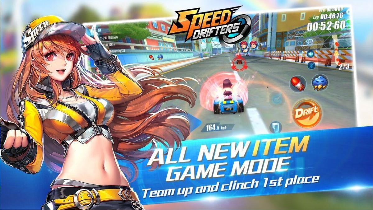 Podrás personalizar tu conductor y derrapar en la pista como en Crash Team Racing.