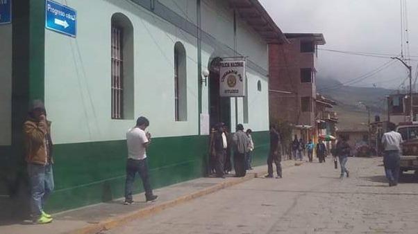 El jefe policial de La Libertad, Óscar Gonzales, confirma la noticia a RPP Noticias.
