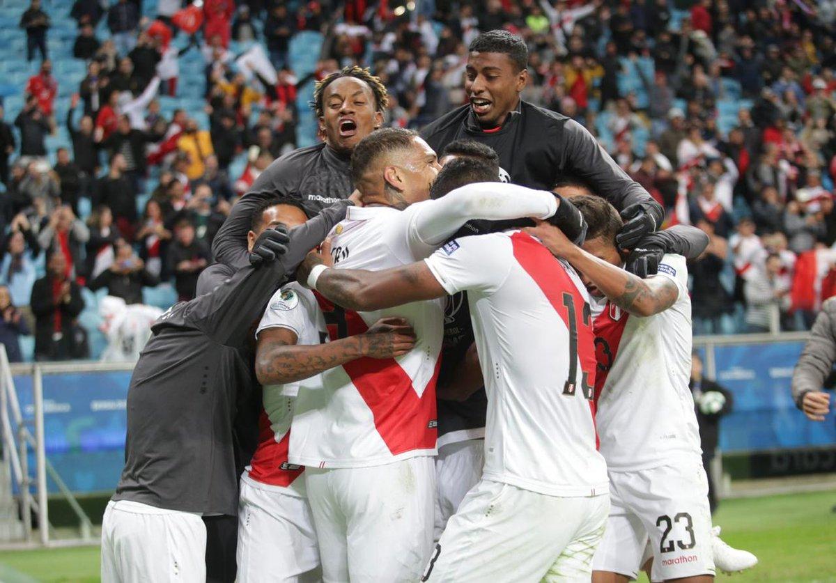 Perú goleó 3-0 a Chile y volverá a disputar una final de Copa América. Estacategórica victoria nos dejó una serie datos que recoplió el portal Opta.