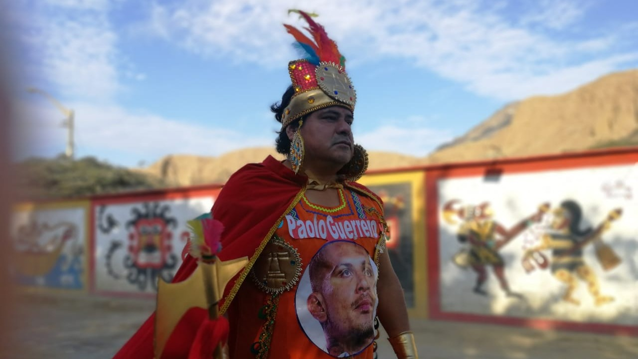 El Inca trujillano asegura que no es músico profesional, pero sus composiciones reciben buenos comentarios.