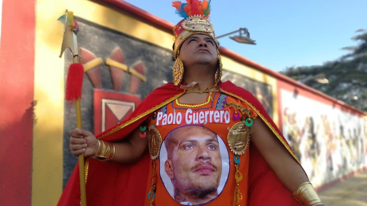 Zozimo Terry le dedicó una canción a Paolo Guerrero, luego de ser suspendido para jugar en el Mundial Rusia 2018.