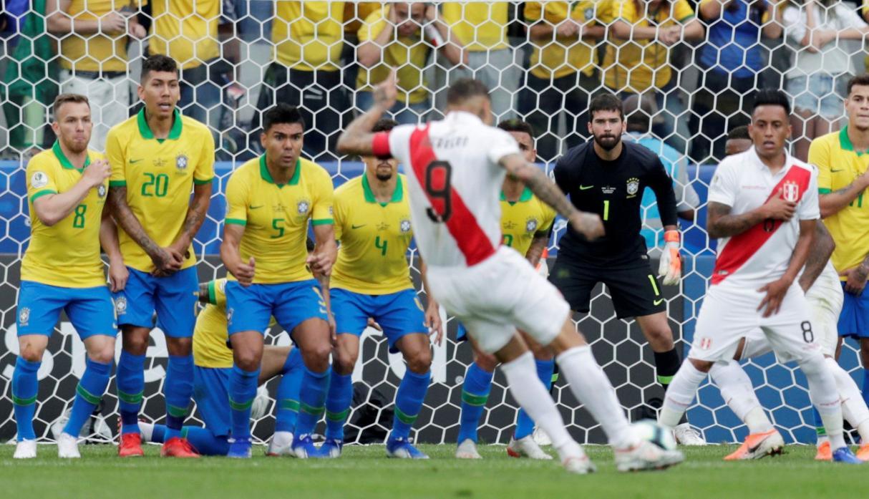 Resultado de imagen para brasil peru final previa