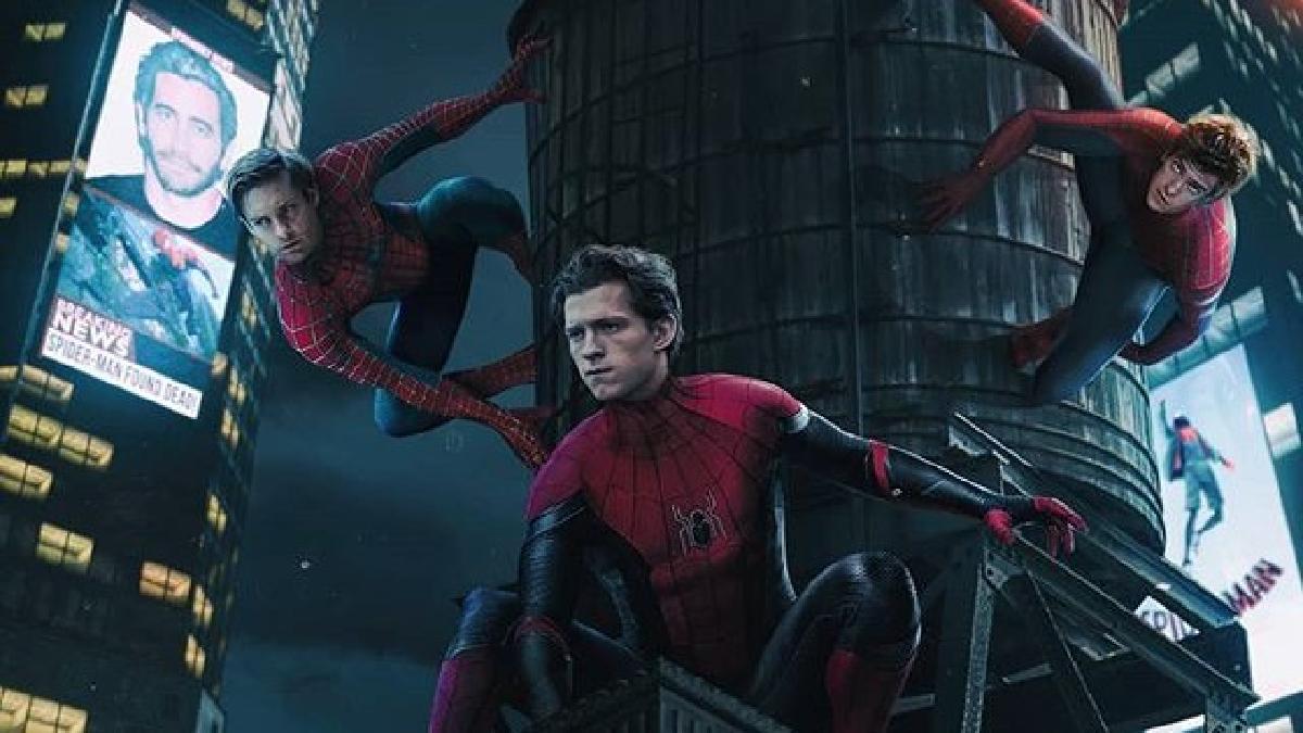 Fans de Spider-Man no pueden más imaginar lo que sería una película que adapte Spiderverse en Live Action.