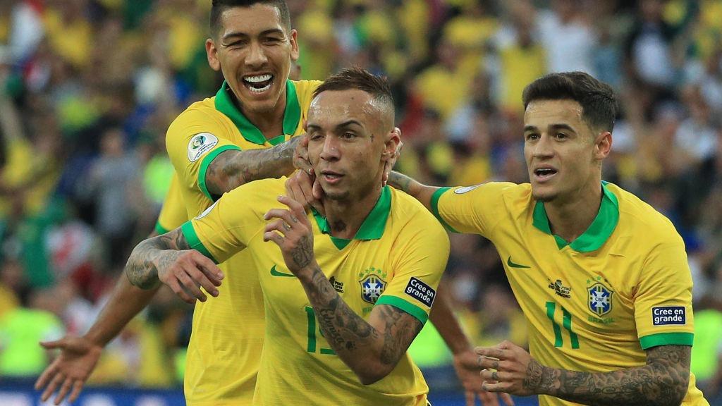 Brasil salió campeón de la Copa América 2019