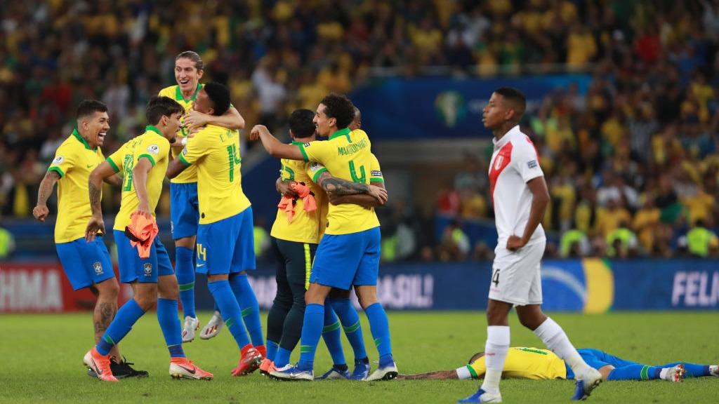Brasil, campeón de la Copa América 2019.