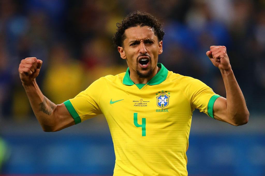 3. Marquinhos, defensa, Brasil | El brasileño fue el segundo jugador con más pases completados (367) y el segundo de mejor precisión (93,6%) en el torneo (mínimo 20 pases); solo lo eludieron dos veces en los seis partidos que disputó.