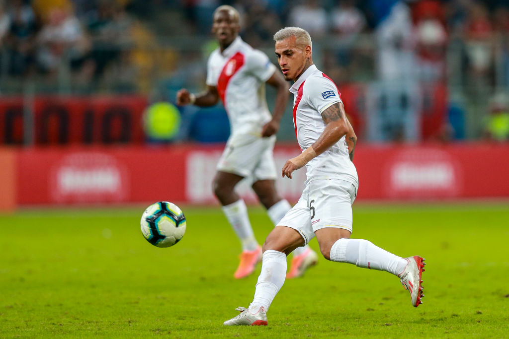 4. Miguel Trauco, lateral, Perú | El defensor peruano con más quites en el torneo (17); también fue el segundo jugador de Perú con más pases completos (195).