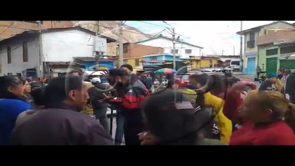 Impiden rodaje de cinta de Magaly Solier en La Oroya