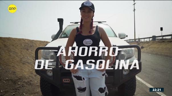 La conductora de 'RPP Al Volante', Fernanda Kanno nos brinda cuatro consejos para poder ahorrar combustible mientras manejamos.