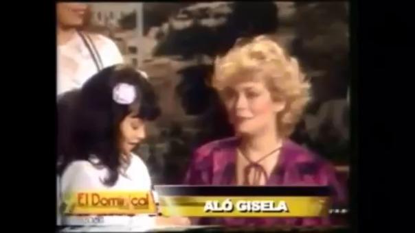 Ethel Pozo comparte video cuando fue entrevistada por su mamá en