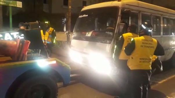 Municipalidad de Miraflores recaptura cúster con deuda de 2 millones.