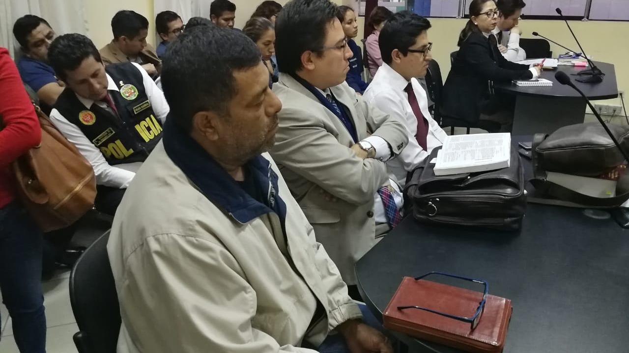 Fiscalía solciitó proceso inmediato contra suboficial.