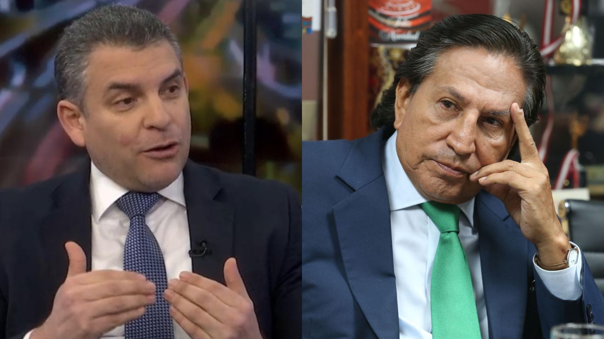 Fiscal Rafael Vela señaló que la fiscalía estadounidense reconoce que pedido de la justicia peruana está desvinculado de alguna persecución política contra Alejandro Toledo.