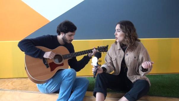Micaela Salaverry canta su nuevo single