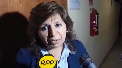 Fiscal  Imelda Yesquen Alburqueque
