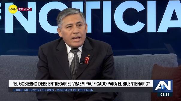 Jorge Moscoso en RPP Noticias.