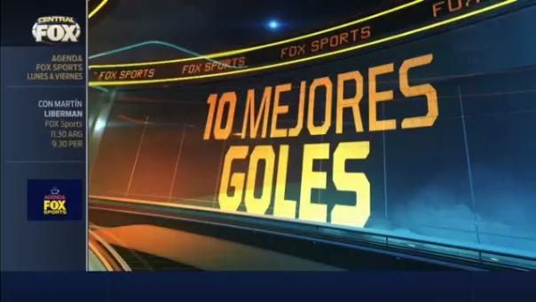 Gol de Pirata FC superó a los de Rashford y Tiago Alves, y fue el mejor de la semana, según Fox Sports.