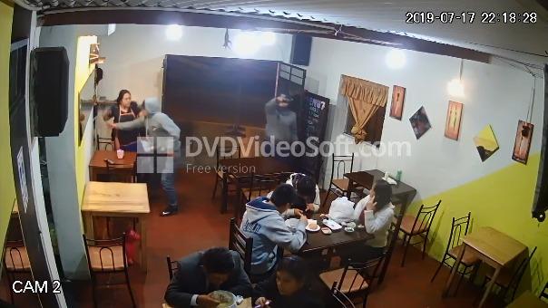 El asalto ocurrió a las 10 de la noche en la urbanización Primavera de Trujillo.