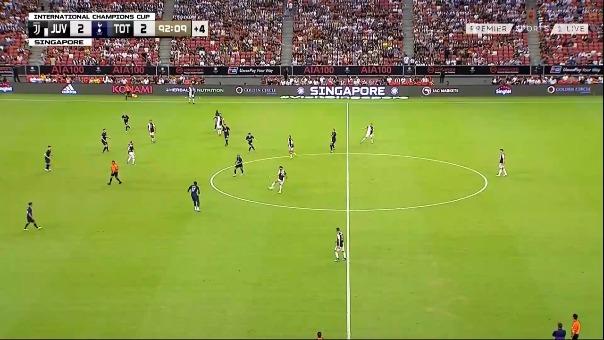 Así fue el golazo de Harry Kane para la victoria del Tottenham.