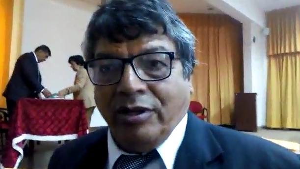Vicerrector académico UNPRG