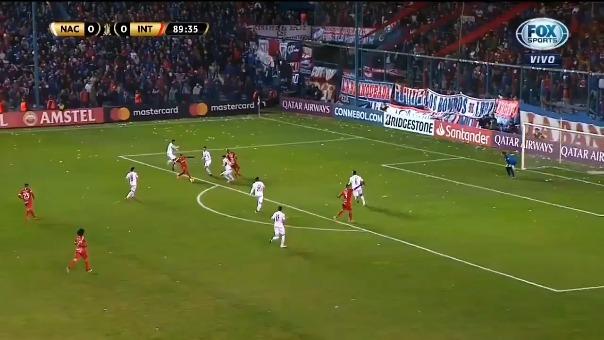 Así fue la narración brasileña del gol de Paolo Guerrero